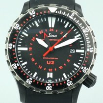 Sinn Steel 44mm Automatic 1020-4020 pre-owned