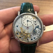 Breguet Tradition Manual Wind White Gold
