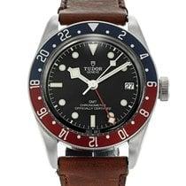 Tudor Black Bay GMT usados 41mm Acero