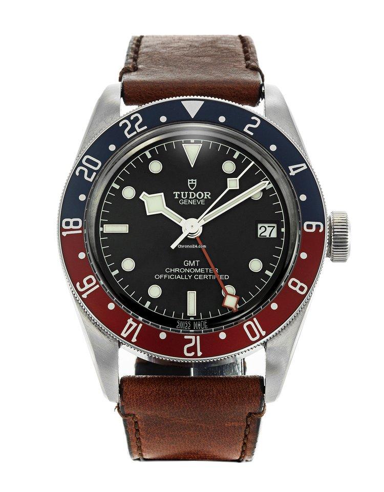 Μεταχειρισμένα ρολόγια Tudor Black Bay GMT  56a1e90c0e4