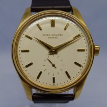 Patek Philippe Calatrava Yellow gold 36mm