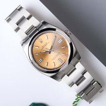 Rolex Oyster Perpetual 36 NEW Ref. 116000