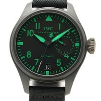 IWC Big Pilot Top Gun IW5019-03 2013 new