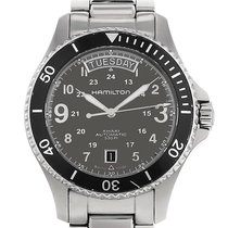 Hamilton Khaki Navy Scuba Acier 41mm Arabes France, Paris