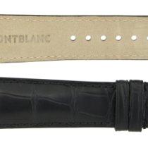 Montblanc Parts/Accessories new Crocodile skin Black