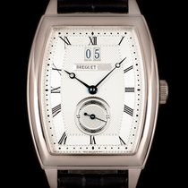 Breguet Héritage White gold 35mm Silver Roman numerals United Kingdom, London