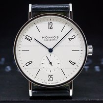NOMOS Tangente 38 Datum pre-owned 37.5mm Steel