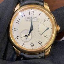F.P.Journe Souveraine Aur roz 40mm Argint (masiv) Arabic