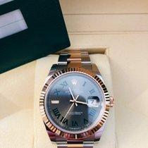 Rolex Datejust II nuevo 2019 Automático Reloj con estuche y documentos originales 126331