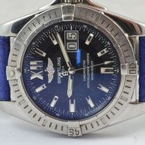 Breitling Steel 41mm Automatic A49350 pre-owned
