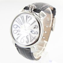 Gaga Milano Ocel 40mm Quartz 5020.5