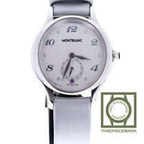 Montblanc Princess Grace De Monaco Stål 34mm Sølv Arabisk