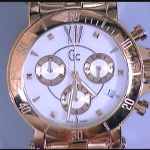 Guess Altın/Çelik 38mm Quartz GUESS COLLECTION yeni