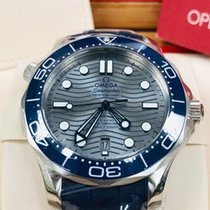Omega 210.32.42.20.06.001 Steel 2019 Seamaster Diver 300 M 42mm new United States of America, Pennsylvania, Philadelphia