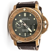 Panerai Special Editions Bronze 47mm Green No numerals United States of America, New York, New York