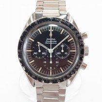 Omega Speedmaster Professional Moonwatch 145.012 Befriedigend Stahl 42mm Handaufzug