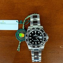 Rolex GMT-Master II Steel 40mm Black No numerals United States of America, Maryland, Rockville