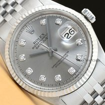 Rolex 1601 Acero Datejust 36mm usados