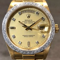 Rolex Day-Date 18048 1980 pre-owned