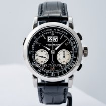 A. Lange & Söhne 403.035 Platinum 2015 Datograph 39mm pre-owned United States of America, Massachusetts, Boston