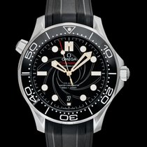 Omega Seamaster Diver 300 M Steel 42mm Black United States of America, California, Burlingame