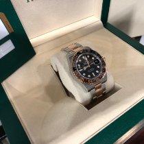 Rolex 126711CHNR Gold/Stahl 2020 GMT-Master II 40mm neu