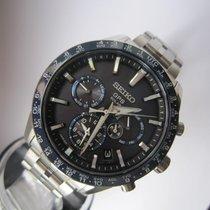 Seiko Astron GPS Solar new 2019 Chronograph Watch with original box and original papers SSH001J1