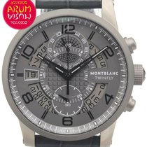 Montblanc Titan 43mm Automatisk 107338 ny