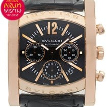Bulgari Assioma Oro rosa 38mm Negro España, Madrid