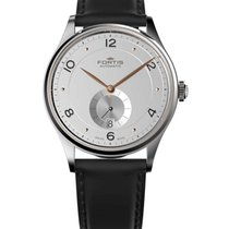 Fortis Steel 40mm Automatic 901.20.12 L01 new