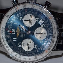 Breitling Navitimer Chronograph Steel Automatic