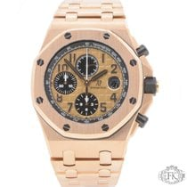 Audemars Piguet AP Royal Oak Offshore 42mm | 18ct Rose Pink...