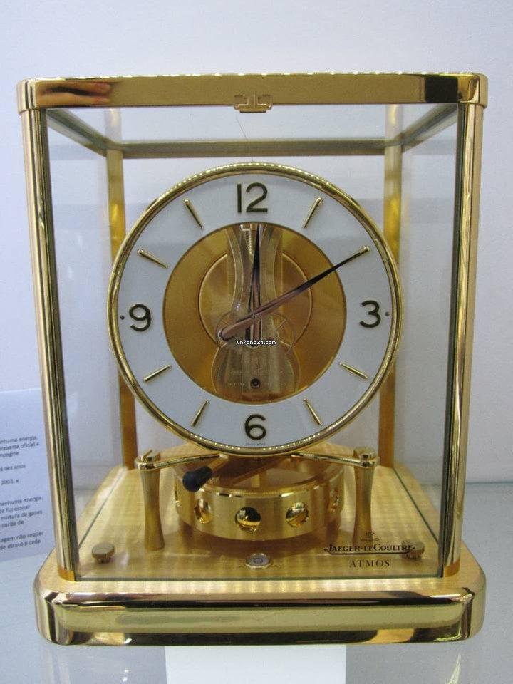 6708892b05e Relógios Jaeger-LeCoultre Atmos usados