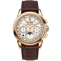 Patek Philippe 5270R-001 Rose gold Perpetual Calendar Chronograph 41mm