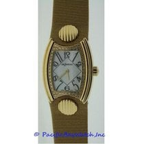 DeLaneau First Lady Yellow gold 24mm Mother of pearl Arabic numerals United States of America, California, Newport Beach
