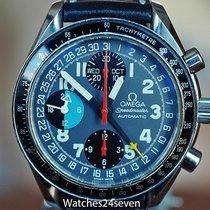 Omega Speedmaster MK40 Schumacher Chronograph Triple Date,...