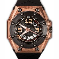 Linde Werdelin Oktopus Moon Tattoo 46 Automatic Moonphase L.E.
