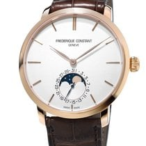 Frederique Constant Gold/Steel 42mm FC-705V4S4 new