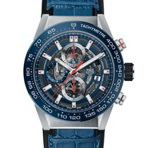 TAG Heuer Carrera Calibre HEUER 01 CAR201T.FC6406 2020 ny