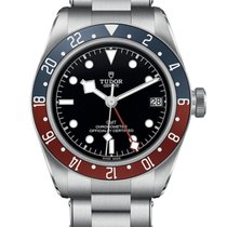 Tudor M79830RB-0001 Acier Black Bay GMT