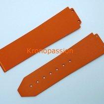 Hublot Parts/Accessories 46173 new Rubber Orange Big Bang 41 mm