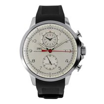 IWC Portuguese Yacht Club Chronograph new 45.4mm Steel