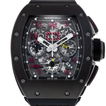 Richard Mille 50mm Automatisk 2012 begagnad RM 011