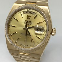 Rolex Day-Date Oysterquartz Yellow gold 36mm Champagne No numerals United States of America, California, Los Angeles