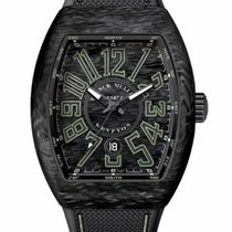 Franck Muller Carbon Automatic 44mm new Vanguard