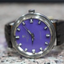 Favre-Leuba Manual winding pre-owned Purple