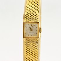 Rolex Żółte złoto 14mm Manualny 174 używany