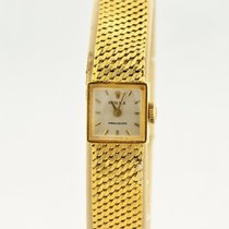 Rolex Oyster Precision Oro amarillo 14mm Plata