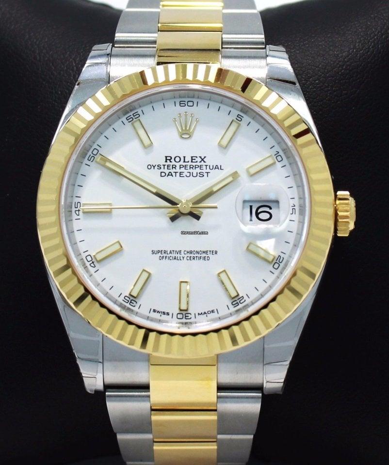 Rolex Datejust II 126333 WSO new