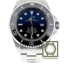 Rolex Zeljezo 44mm Automatika 116660 D-BLUE nov
